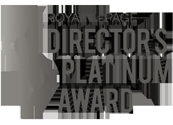 directors platinum award